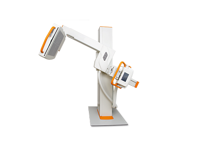 Amadeo Z - Digital X-ray with fully motorised U-arm system